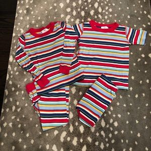 Hanna Andersson Pajamas - Hanna Andersson boys stripe pjs size 100